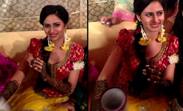 Ravi Dubey And Sargun Mehtas Big Fat Indian Wedding