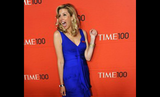<b>Sara Blakely</b> is one of the youngest self-made billionaire's in the list. She is the founder of Spanx, an undergarment company.