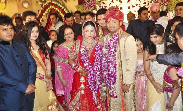indian cricketers wedding season