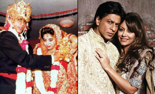 Entering Wedlock At 21 Years Old Most In The Industry Believed Srk S Marriage To Gauri