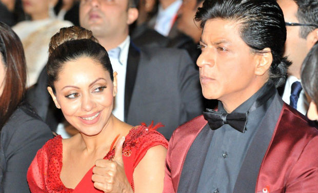 Amid Rife Speculation About Their Dwindling Marriage Twenty Two Years Later Srk And