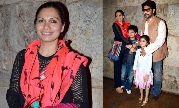 Arshad Warsi Family Bollywood Celeb...