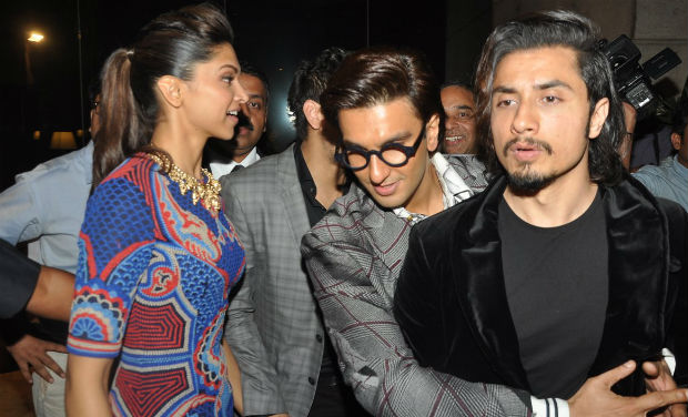 Ayan Mukherji, has been often spotted recently hanging out with Ranveer and Deepika. (FYI, he is one of the Ranbir Kapoor's good buddies!)