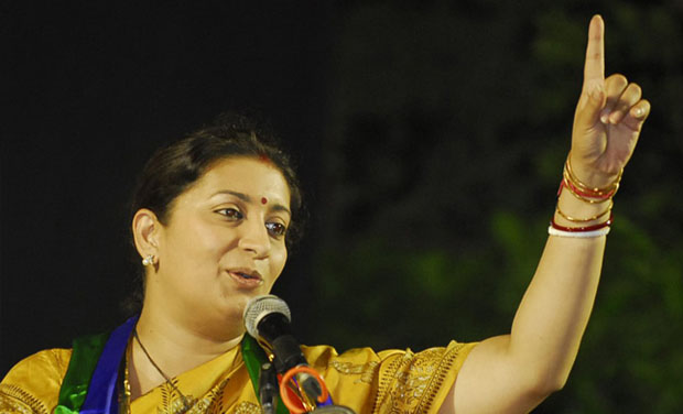 Her political career started way back in 2003 when she joined the Bharatiya Janata Party. After holding important positions like the national secretary of the party and All India President of the BJP Mahila Morcha in 2010, she became BJP's Vice-