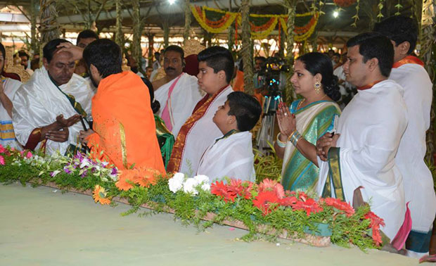The Telangana CPI(M) unit alleged that the 'yagam' being performed by the CM is against the Constitution, as it promotes superstition among people.