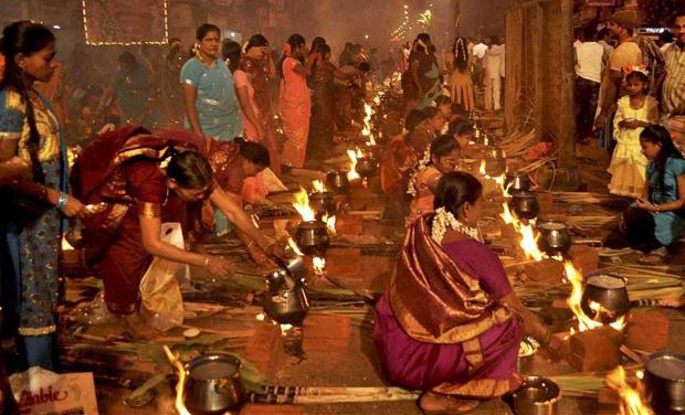 Makar Sankranti What The Harvest Festival Means In