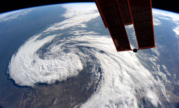 Spectacular shots from International Space station