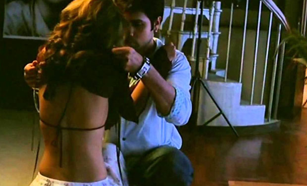 the sizzling bedroom scenes that shook the industry in the film