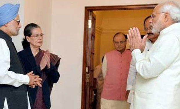 Why PM Narendra Modi greeted opposition members including Congress