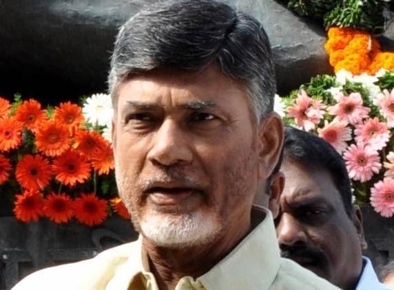 Andhra Pradesh CM N Chandrababu Naidu