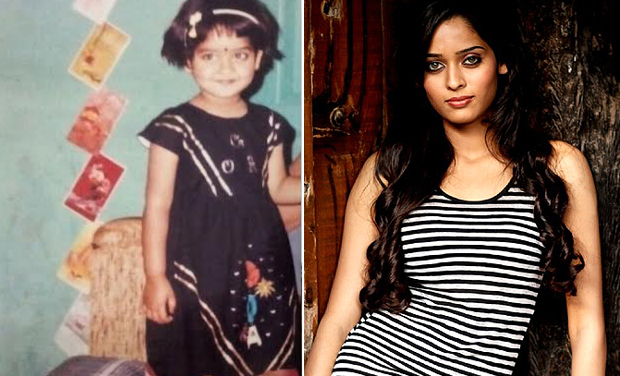 Image result for Neha Saxena Childhood pics