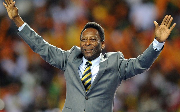 Pele. (photo: AFP/file)