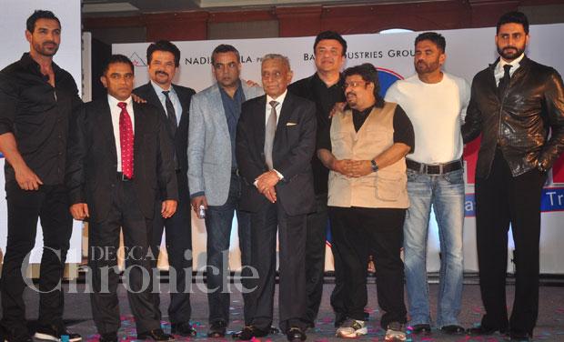 John Abraham and Abhishek Bachchan team up for 'Hera Pheri 3'