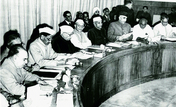 the nehru era His paper investigates the relationship between the policy regime and economic growth in india over the period 1950-64 which i term the nehru era recall that this spans the interval between the.