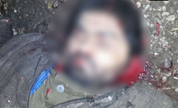 Top Lashkar-e-Taiba commander Abu Qasim killed in encounter in Kashmir (Photo: ANI Twitter)