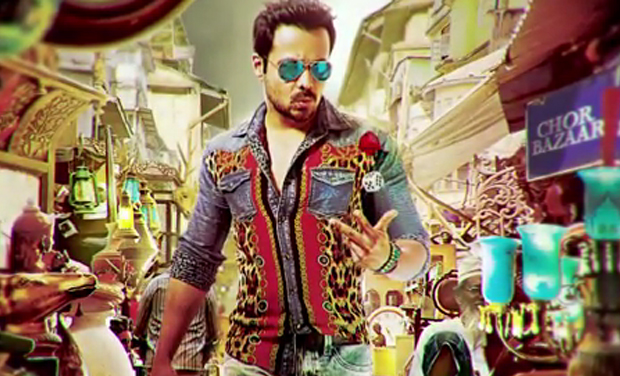 Promotional poster of 'Raja Natwarlal'