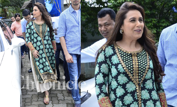 Rani Mukerji brings out the kid in her