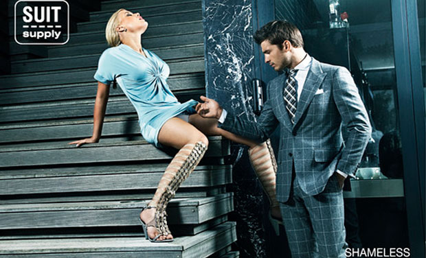 Outrageous fashion ads that sparked controversies