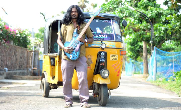 Meet Sai Ram: Auto Driver by Day, Rock Star by night
