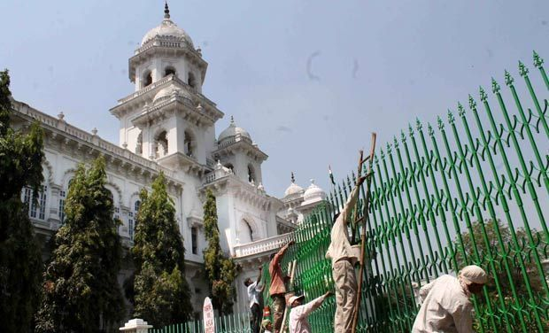 Telangana Assembly. (Photo: DC/File)