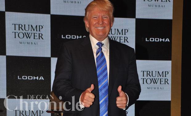 donald trump launches tower mumbai