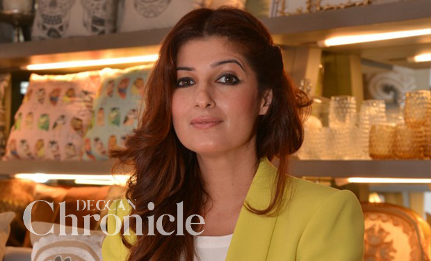 Twinkle Got Into Designing Interiors Before She Launched Her Own Interior Store In 2002