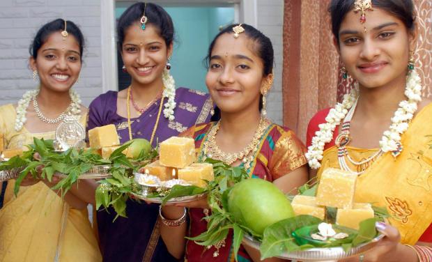 Celebrate the Gudi Padwa