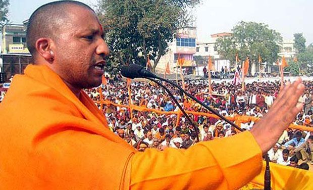 BJP MP Yogi Adityanath (Photo: PTI/File)