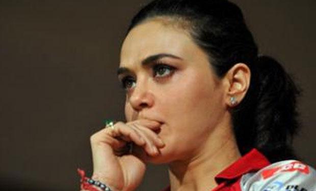 Bollywood actress Preity Zinta. (Photo: PTI)